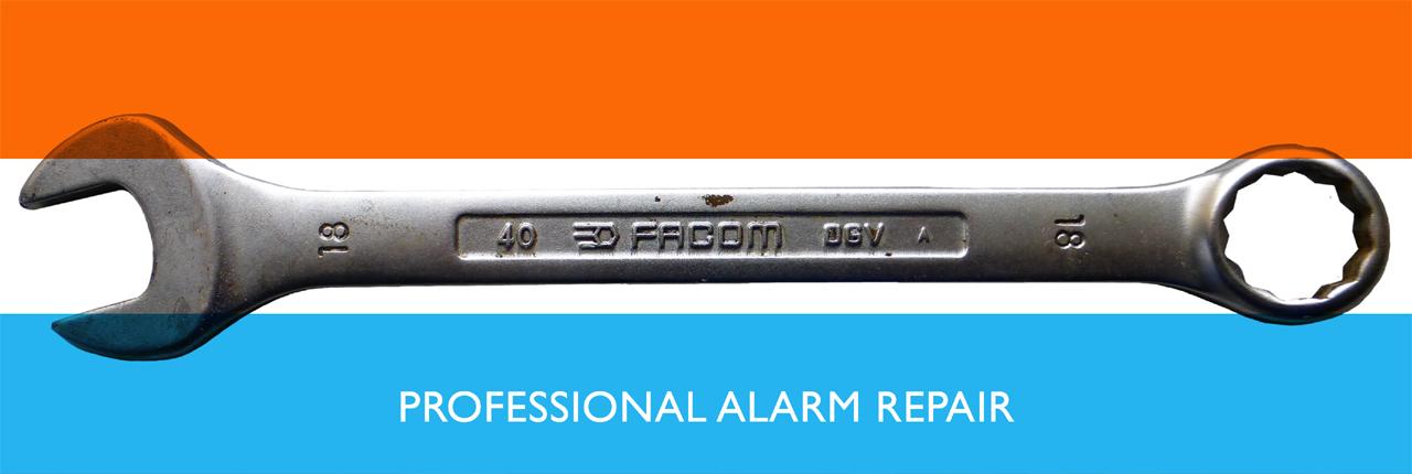 Alarm repair